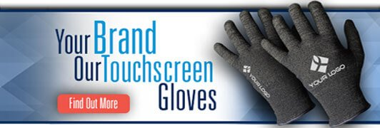 Touch Screen Gloves for Wholesale Promotional Products
