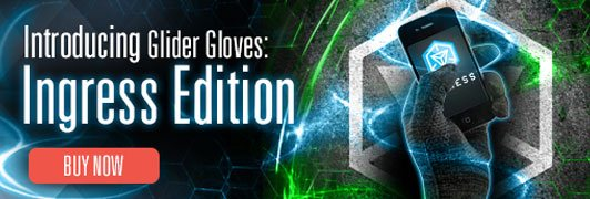 Ingress Gloves Touch Screen Wearables